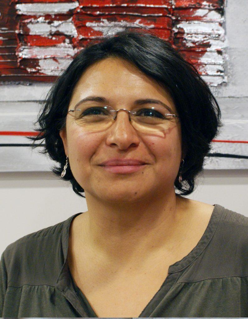 Dr Monica Varcher